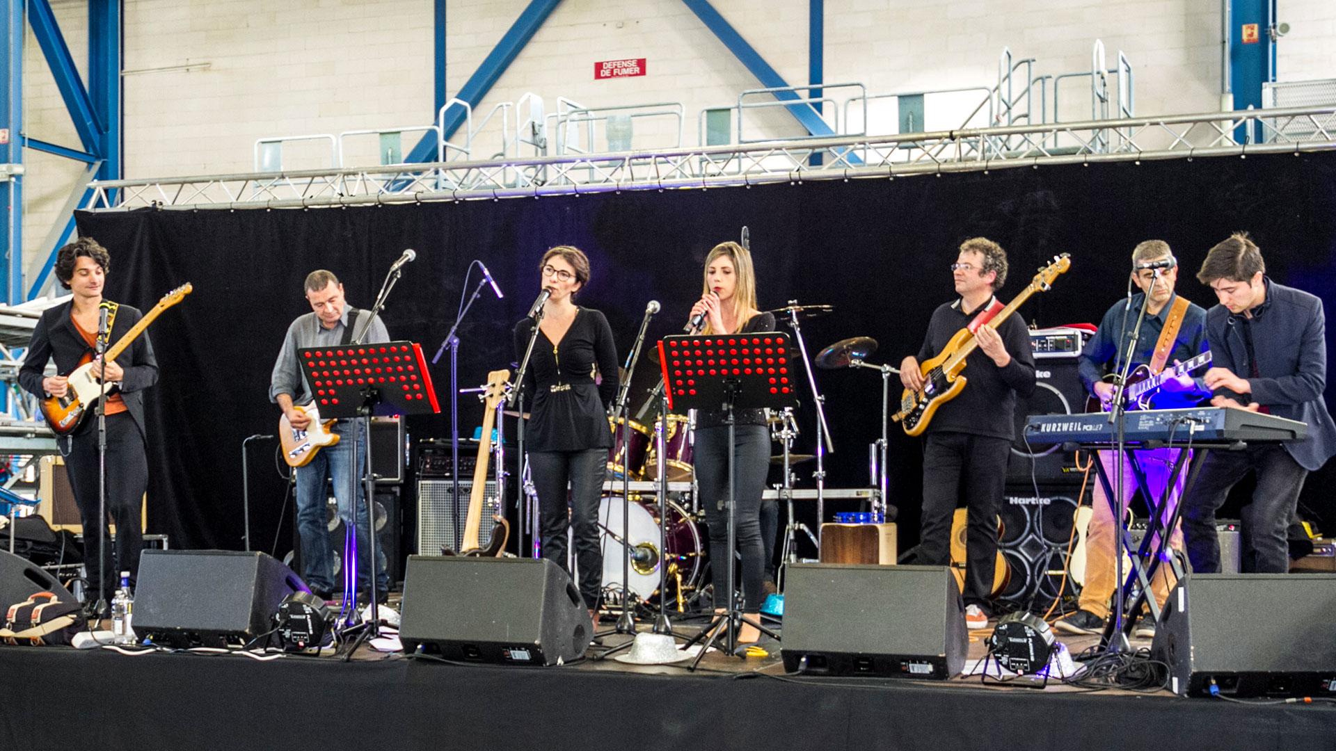 Orchestre Sabena technics Saint Eloi