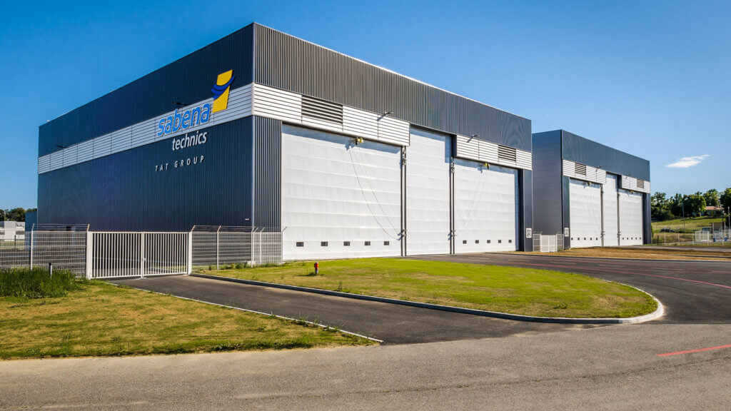 Painting Toulouse Facility